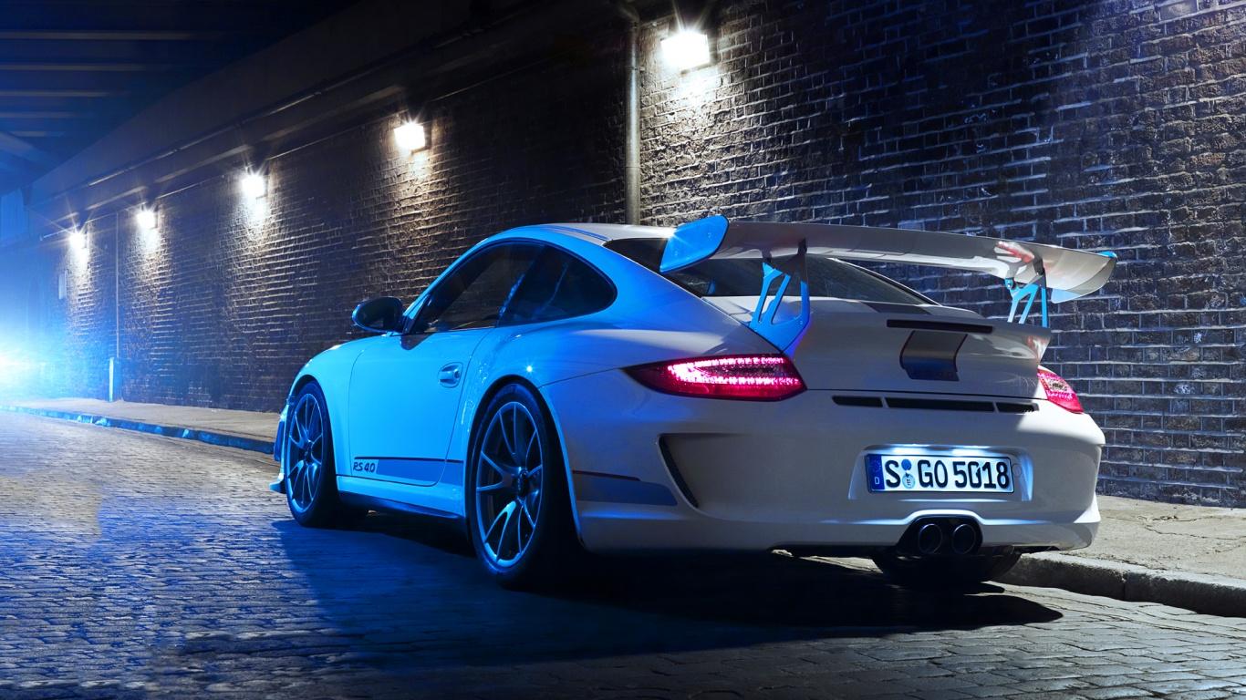 95 Porsche ポルシェ 壁紙 1366x768 Porsche 1366x768 Wallpaper